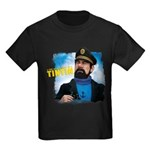 Captain Haddock Kids Dark T-Shirt