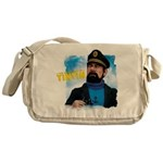 Captain Haddock Messenger Bag