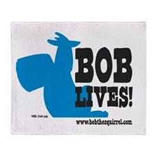 Bob Lives! Throw Blanket