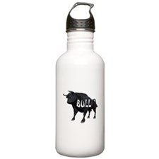 LOT OF BULL Water Bottle