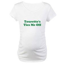 Tourette's Tics Me Off Shirt
