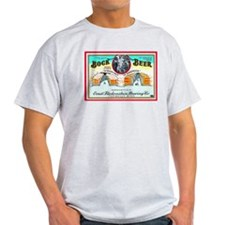 Minnesota Beer Label 3 T-Shirt