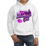 Brooklyn Girl Hoodie Sweatshirt
