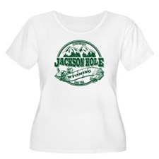 Jackson Hole Old Circle T-Shirt