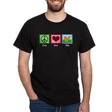 Peace Love Mice T-Shirt
