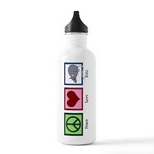 Peace Love Rats Water Bottle