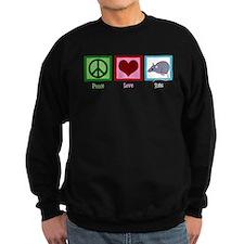 Peace Love Rats Sweatshirt