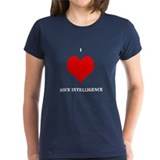 Women's 'I heart Mice Intelligence' T-Shirt