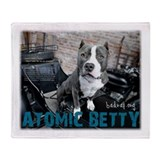 Atomic Betty Blanket