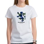 Lion - MacDonald of Borrodale Women's T-Shirt