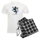 Lion - MacDonald of Borrodale Men's Light Pajamas