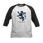 Lion - MacDonald of Borrodale Kids Baseball Jersey