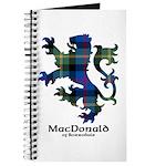 Lion - MacDonald of Borrodale Journal