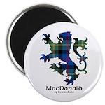 Lion - MacDonald of Borrodale Magnet