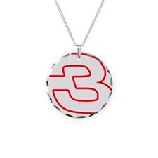 DE3wht Necklace