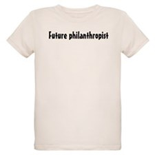 FUTURE PHILANTHROPIST T-Shirt