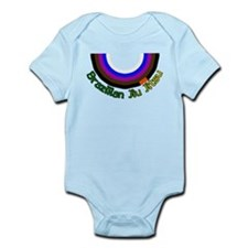 BJJ Loop - Colors of Progress Infant Bodysuit