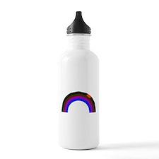BJJ Loop - Colors of Progress Water Bottle