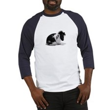 Holland Lop Rabbit - Broken B Baseball Jersey