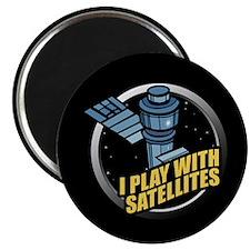 Satellite Magnet