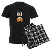 Custom Graduation Penguin pajamas