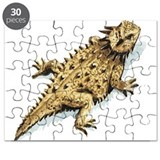 Regal Horned Lizard Puzzle