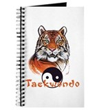 Taekwondo tiger Journal