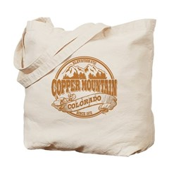 Copper Mountain Old Circle Tote Bag