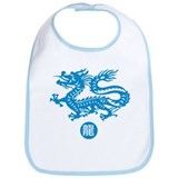 Year of Dragon Bib