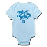 Year of Dragon Infant Bodysuit