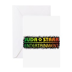 JUDA STARR Greeting Card