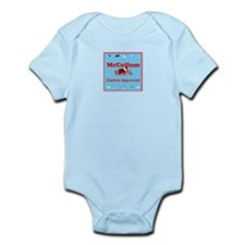 Canine Approved McCollum Infant Bodysuit