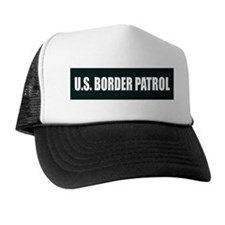 U.S. Border Patrol Trucker Hat