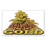 Acapulco Gold Decal