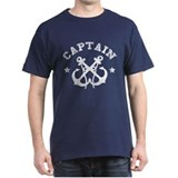 Vintage Captain T-Shirt