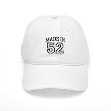 Made in 52 Baseball Cap