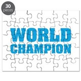 WORLD CHAMPION Puzzle