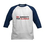 Immigrant No Amnesty D24 Tee
