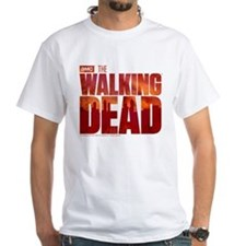 The Walking Dead Blood Logo T-Shirt