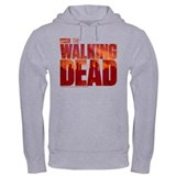 The Walking Dead Blood Logo Jumper Hoody