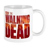 The Walking Dead Blood Logo Coffee Mug