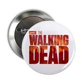 The Walking Dead Blood Logo 2.25&quot; Button