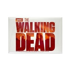 The Walking Dead Blood Logo Magnet