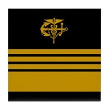 USPHS Admiral<BR> Tile Coaster