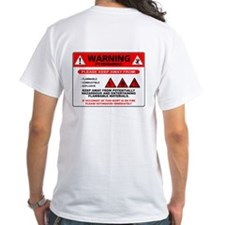 Pyromaniac Warning Shirt