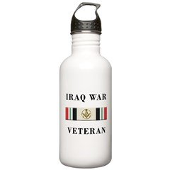 Masons In Iraq Stainless Water Bottle 1.0L