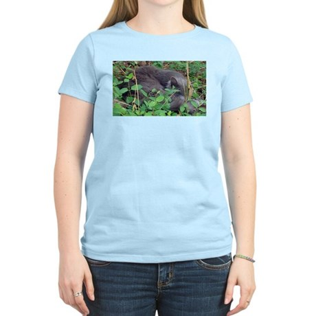 Kitten in Honeysuckle Women's Light T-Shirt