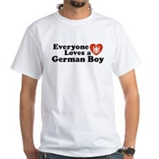 Everyone Loves a German Boy Shirt