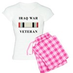Iraq War Veterans Women's Light Pajamas