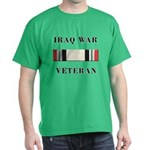 Iraq War Veterans Dark T-Shirt